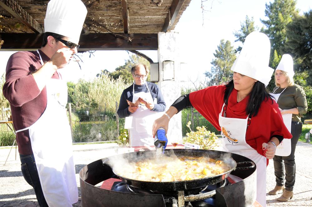 Paella Cooking, Concurso de Paellas, Paella Valenciana, Eventos de Empresa, Huerto de Santa María