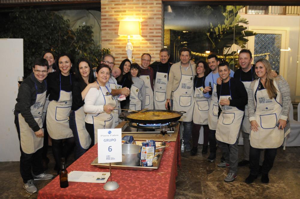 Eventos de Empresa en Valencia, Huerto de Santa María, Paella Cooking