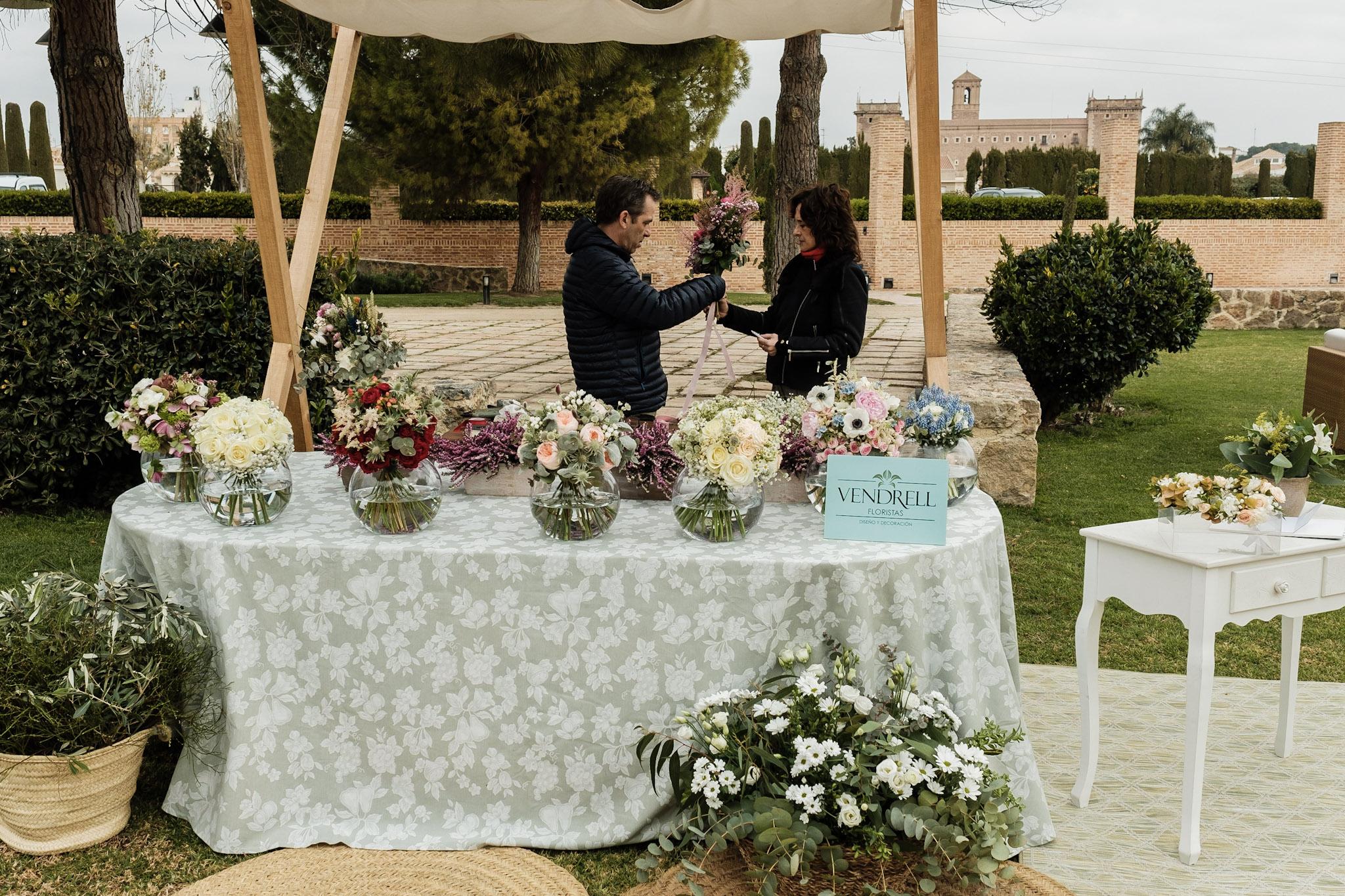 Bodas en Valencia, Huerto de Santa María, Tu boda soñada