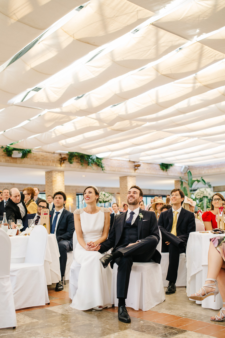 Boda en Valencia, Ceremonia Civil, Huerto de Santa María, Banquete en Valencia