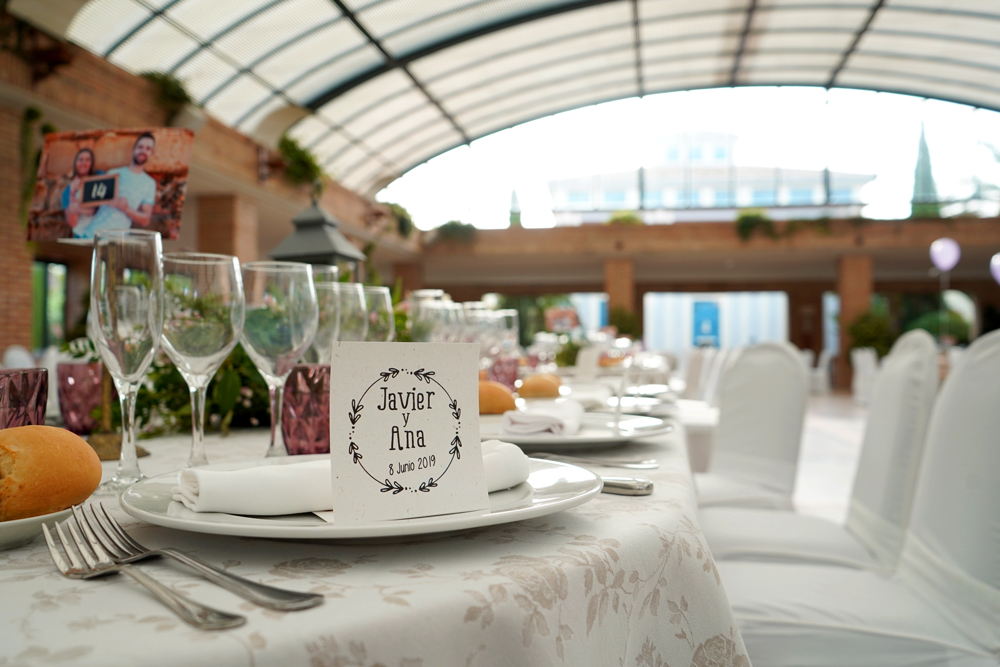 Boda en Valencia, Banquete de Boda en Valencia, Huerto de Santa María