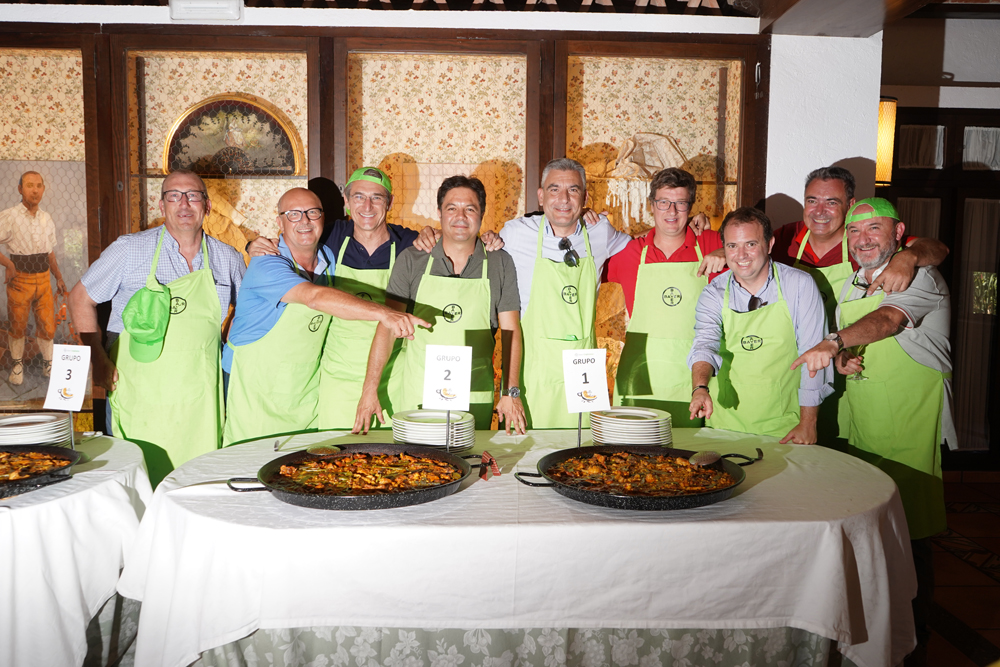 El Huerto de Santa María, Eventos en Valencia, Evento Empresa Valencia, Concurso de Paellas