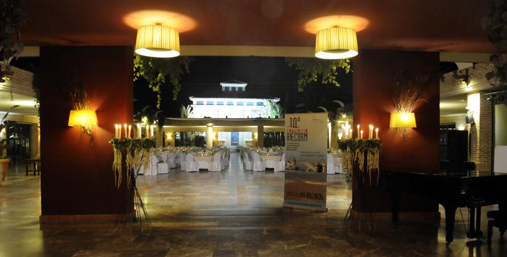 Banquete Congreso Valencia
