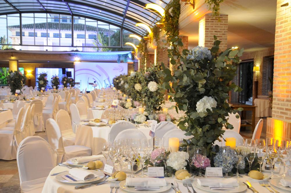 Congreso Valencia, Cena de Gala Empresa