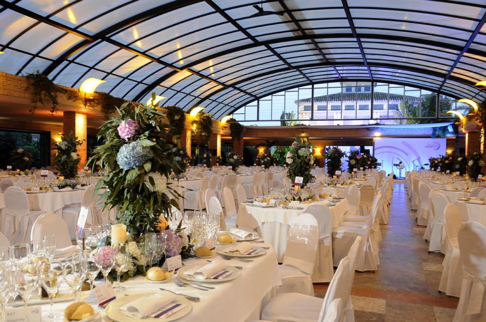 Congreso Valencia, Cena de Gala Empresa, Huerto de Santa María