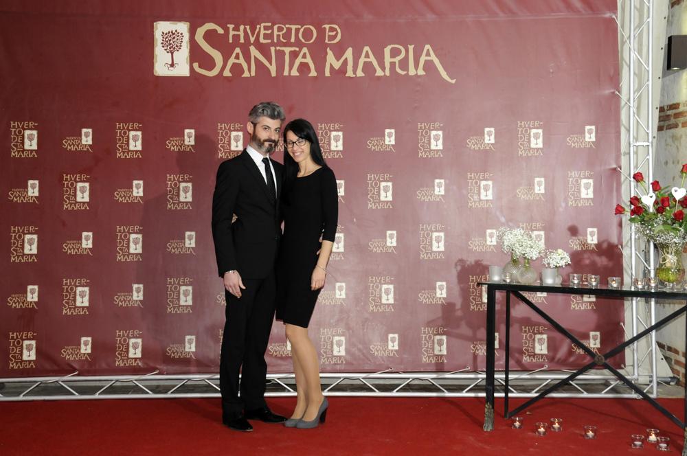 San Valentín, Huerto de Santa María