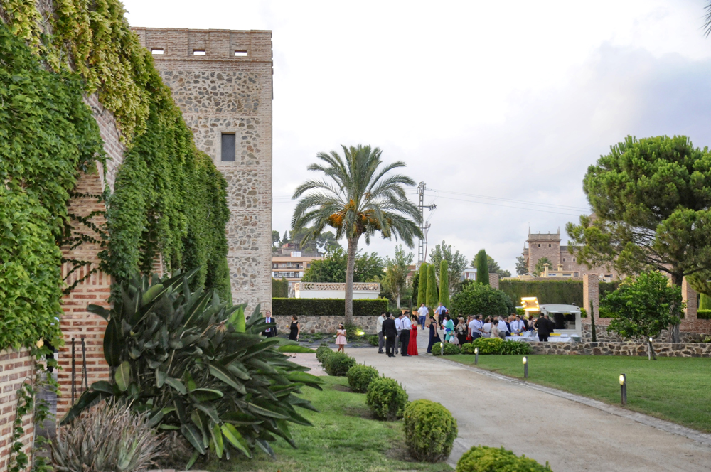 Boda en Valencia, Huerto de Santa María
