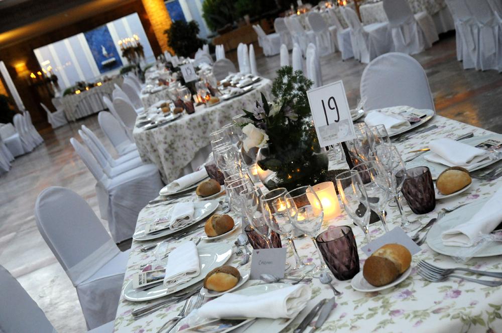 Banquete de Boda en Valencia