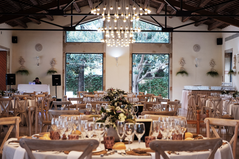 Banquete de Boda en Valencia, Finca para Boda en Valencia, Huerto de Santa María