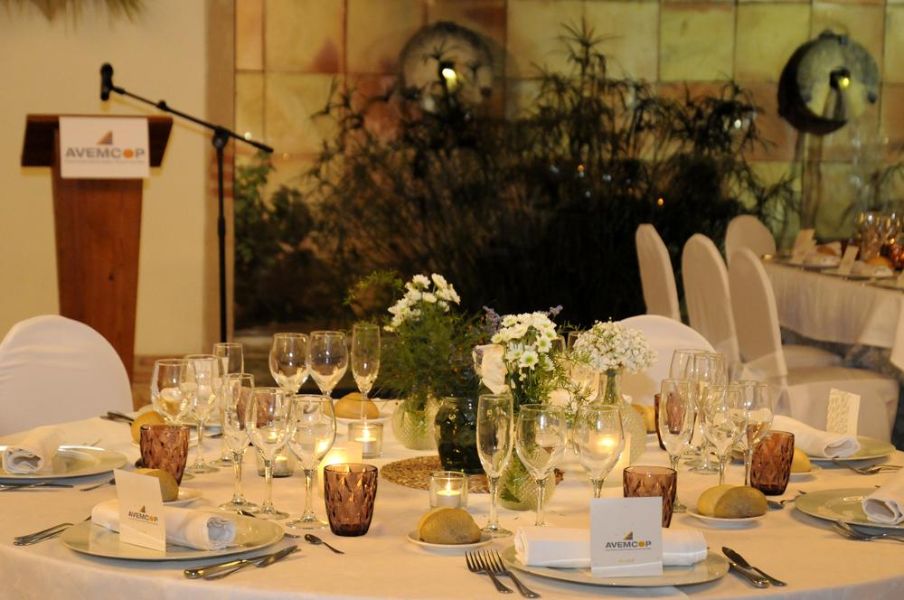 Eventos de Empresa, Cena de Empresa, Eventos Corporativos, Huerto de Santa María